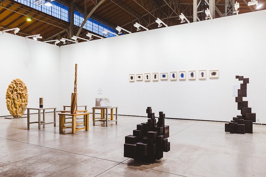 Galerie Thaddaüs Ropac © viennacontemporary : A Murashkin