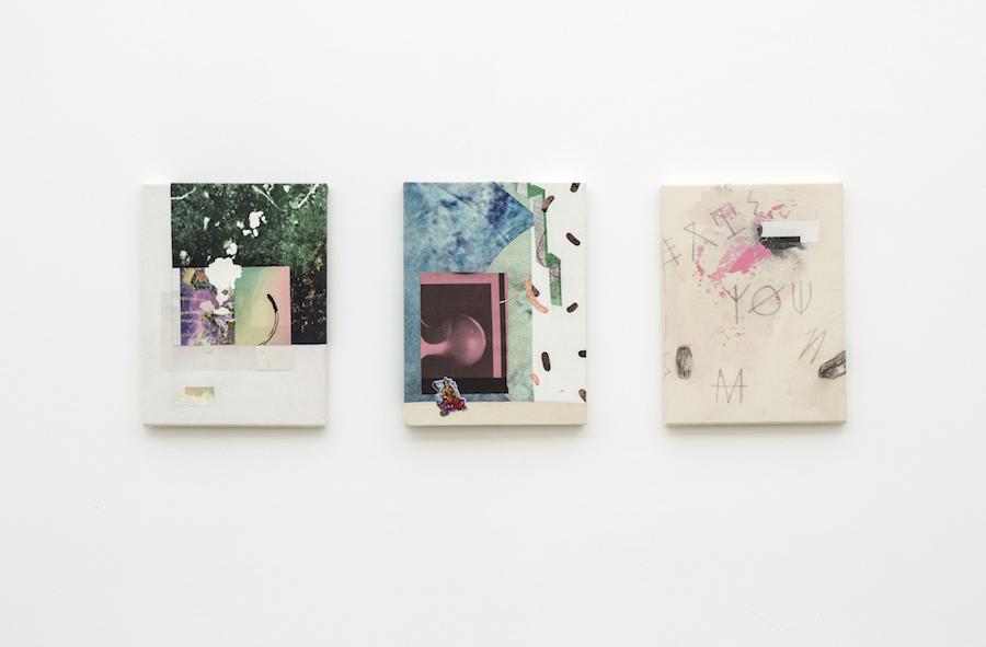 Nana Mandl, Shuffle Repeat, 2016, Courtesy Galerie Lisa Kandlhofer
