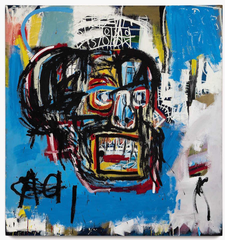 Jean-Michel_Basquiat_Untitled_1982_Acrylique_peint