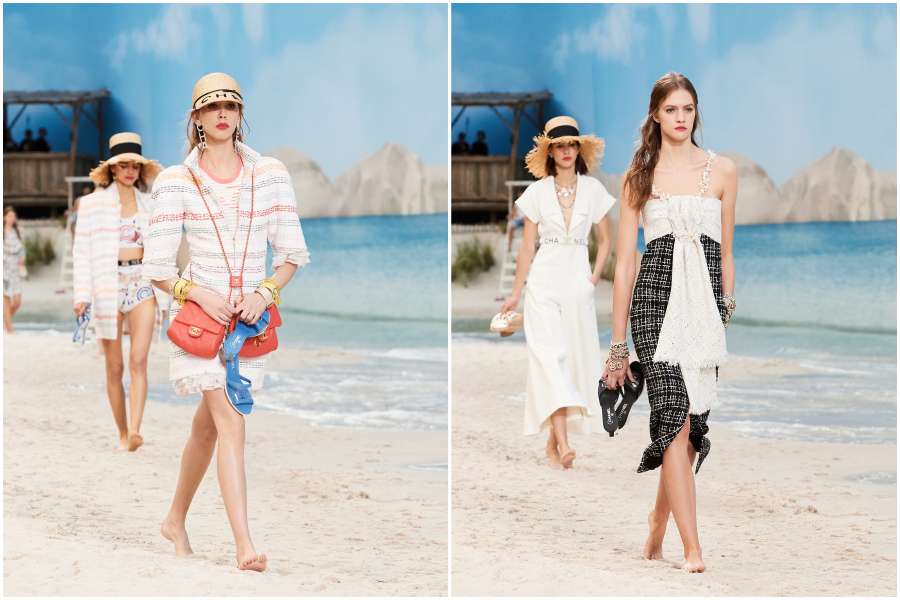 chanel collection ss19