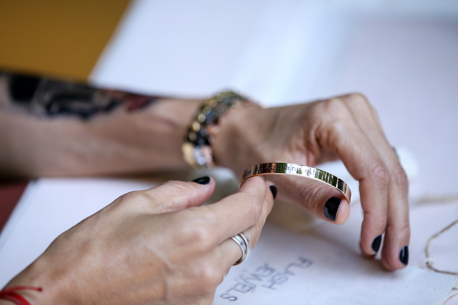 flash jewels bracelet