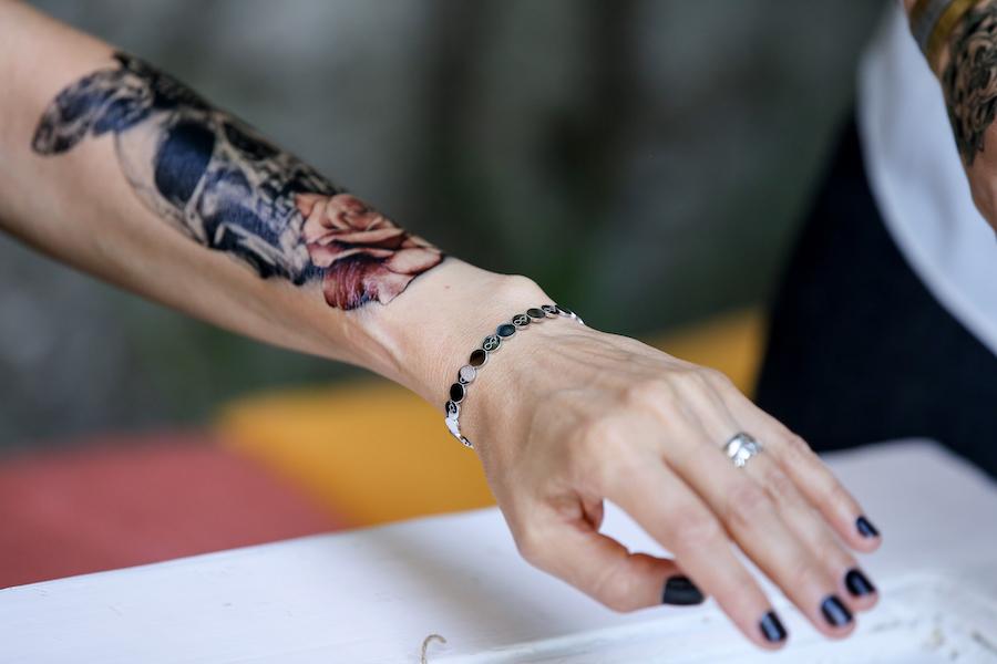 flash tattoos jewels
