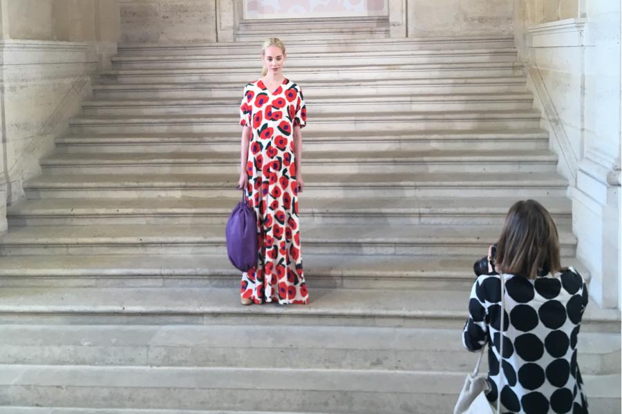 marimekko ss19 paris fashion week