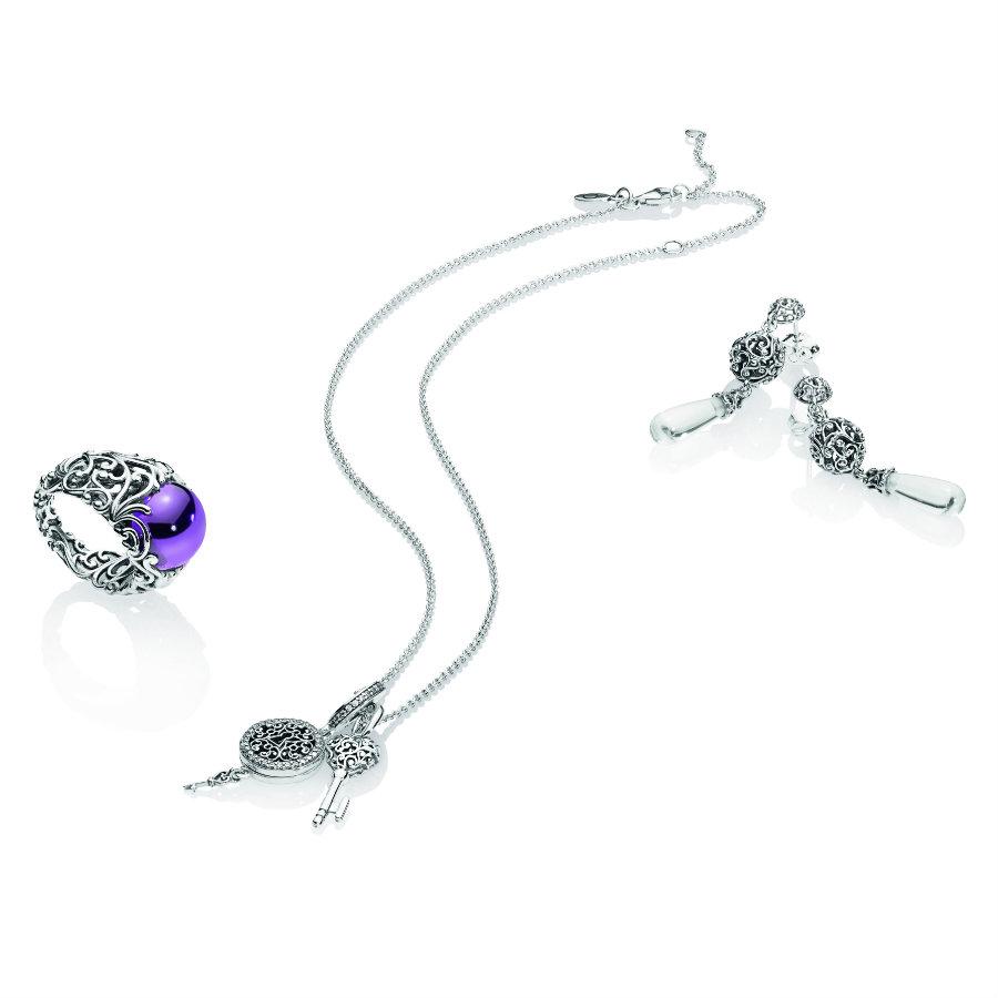 pandora earring ring
