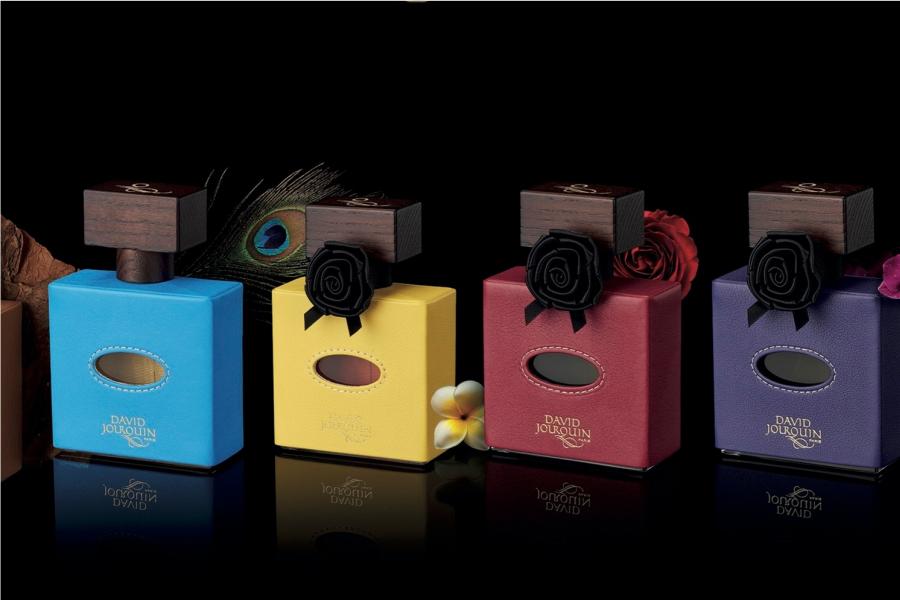 David Jourquin perfumes