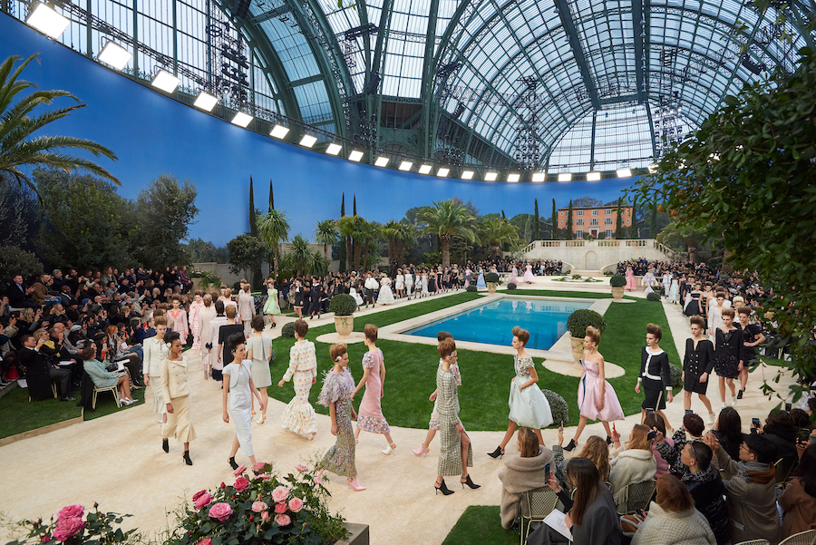 Chanel_SS_2019_HC_Finale_picture_by_Olivier_Saillant