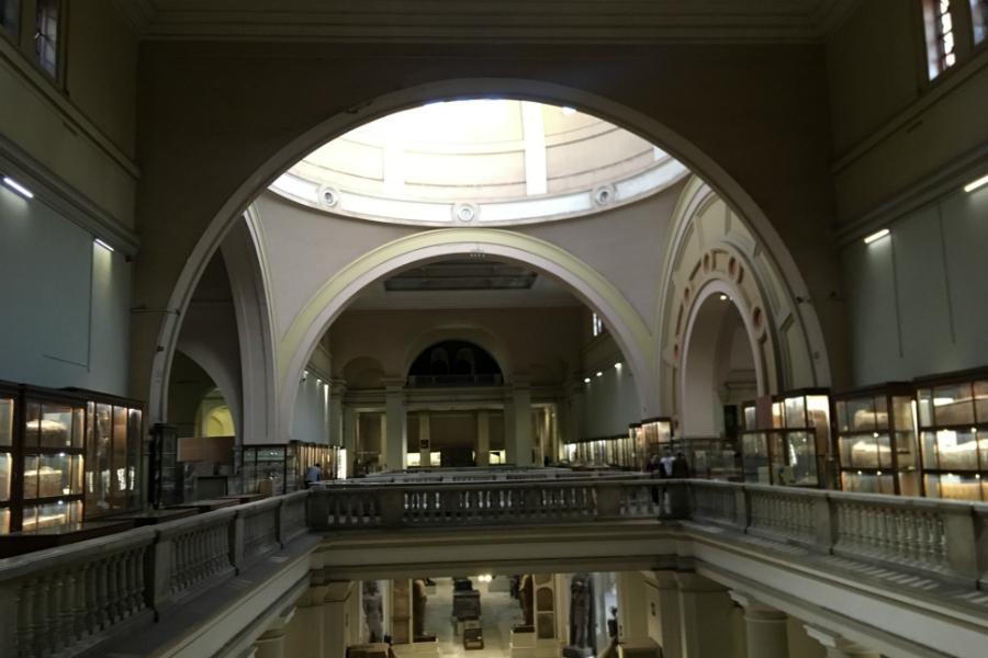 egypt museum cairo