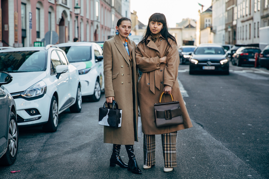 Copenhagen Fall 19 Street Style Fashion Photography