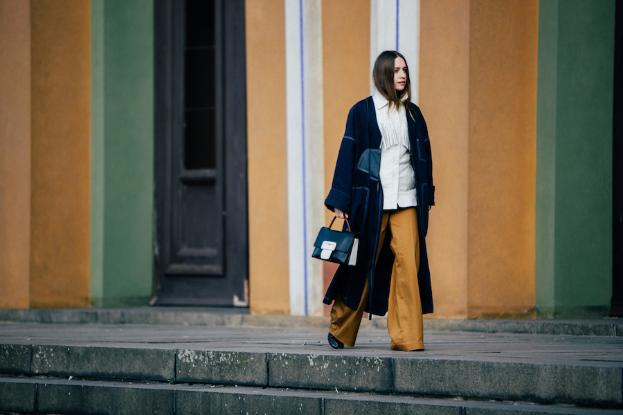 Copenhagen Fall 19 Street Style Fashion