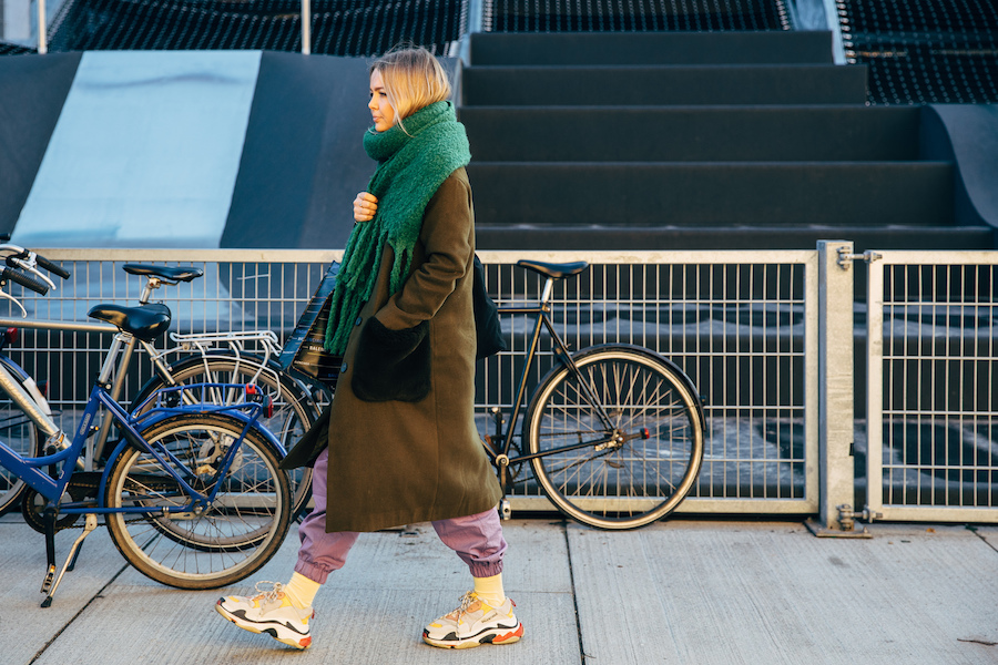 Fall 19 Fashion Photography Street Style Copenhagen