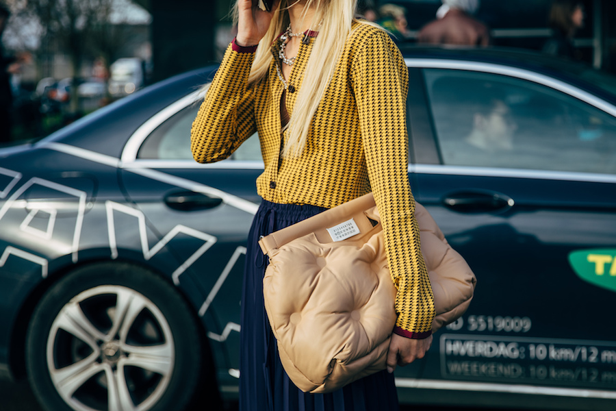 Fashion Photography Street Style Copenhagen Fall 19