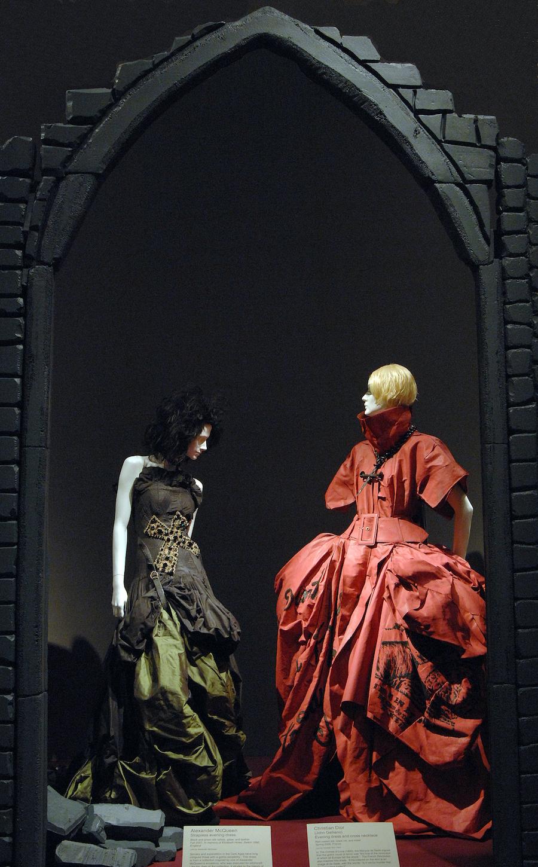 Gothic Dark Glamour