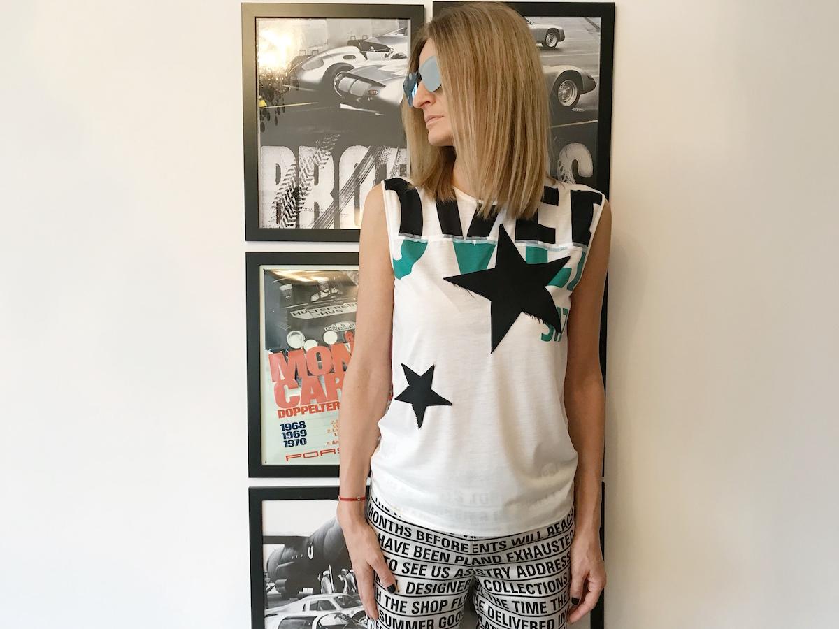 venera arapu tshirt stars