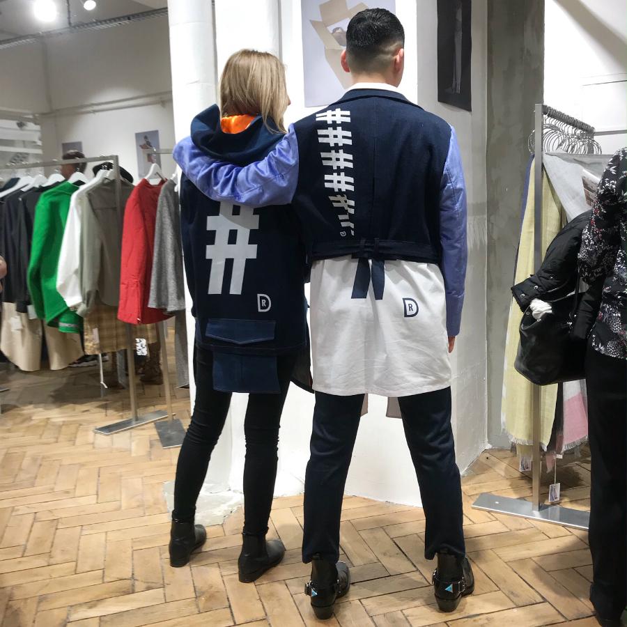 damur fashion designer