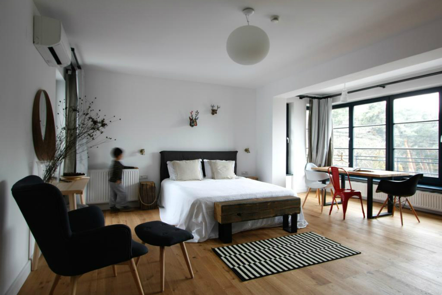 pines boutique villa room