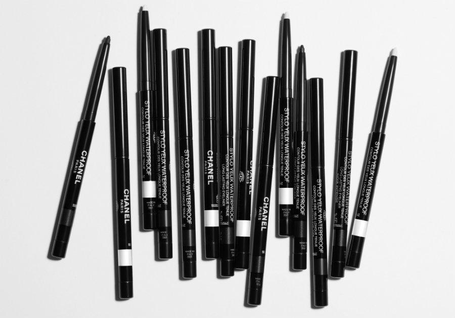chanel le blanc et le noir stylo