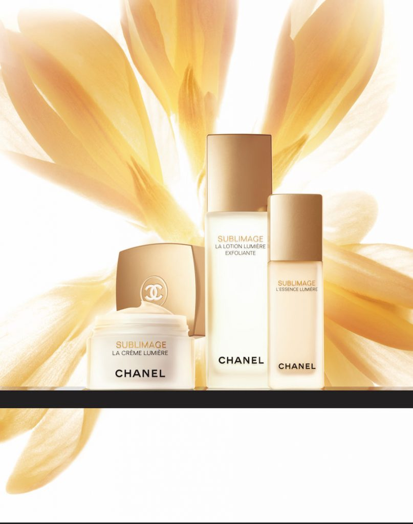 chanel sublimage le collection lumiere